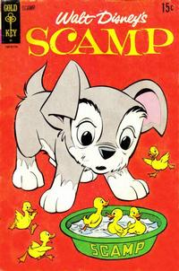 Cover Thumbnail for Walt Disney Scamp (Western, 1967 series) #6
