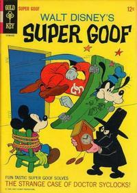 Cover Thumbnail for Walt Disney Super Goof (Western, 1965 series) #2