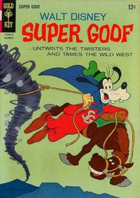 Cover Thumbnail for Walt Disney Super Goof (Western, 1965 series) #5