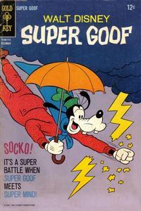 Cover Thumbnail for Walt Disney Super Goof (Western, 1965 series) #9