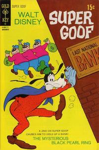 Cover Thumbnail for Walt Disney Super Goof (Western, 1965 series) #19