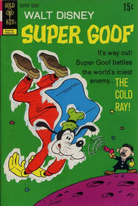 Cover Thumbnail for Walt Disney Super Goof (Western, 1965 series) #24