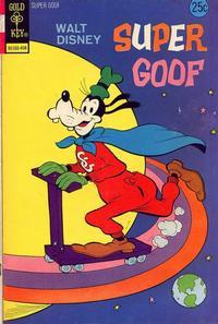 Cover Thumbnail for Walt Disney Super Goof (Western, 1965 series) #31 [Gold Key]
