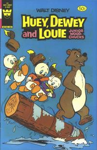 Cover Thumbnail for Walt Disney Huey, Dewey and Louie Junior Woodchucks (Western, 1966 series) #68