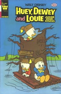 Cover Thumbnail for Walt Disney Huey, Dewey and Louie Junior Woodchucks (Western, 1966 series) #69