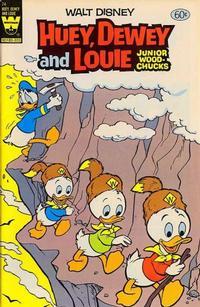 Cover Thumbnail for Walt Disney Huey, Dewey and Louie Junior Woodchucks (Western, 1966 series) #74
