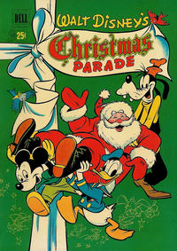 Cover Thumbnail for Walt Disney's Christmas Parade (Dell, 1949 series) #2