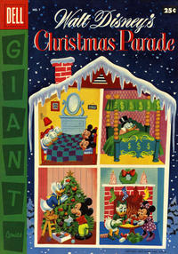 Cover Thumbnail for Walt Disney's Christmas Parade (Dell, 1949 series) #7