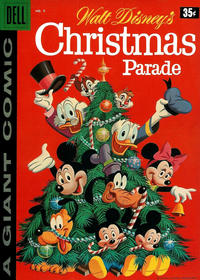 Cover Thumbnail for Walt Disney's Christmas Parade (Dell, 1949 series) #9