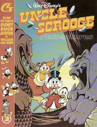 Cover Thumbnail for Walt Disney's Uncle Scrooge Adventures in Color (Gladstone, 1998 series) #2