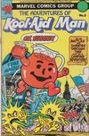 Cover for The Adventures of Kool-Aid Man (Marvel, 1983 series) #2 [Dallas Morning News]