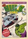 Cover for Hulk Comic (Marvel UK, 1979 series) #14