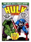 Cover for Hulk Comic (Marvel UK, 1979 series) #28