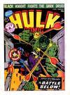 Cover for Hulk Comic (Marvel UK, 1979 series) #30