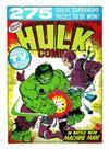 Cover for Hulk Comic (Marvel UK, 1979 series) #36
