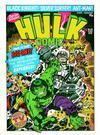 Cover for Hulk Comic (Marvel UK, 1979 series) #40