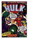 Cover for Hulk Comic (Marvel UK, 1979 series) #46
