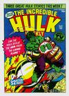 Cover for The Incredible Hulk Weekly (Marvel UK, 1979 series) #49