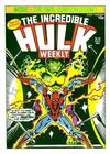 Cover for The Incredible Hulk Weekly (Marvel UK, 1979 series) #50