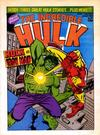 Cover for The Incredible Hulk Weekly (Marvel UK, 1979 series) #56