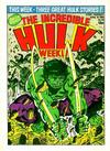 Cover for The Incredible Hulk Weekly (Marvel UK, 1979 series) #58