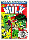 Cover for The Incredible Hulk (Marvel UK, 1980 series) #60