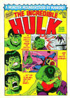 Cover for The Incredible Hulk (Marvel UK, 1980 series) #62