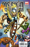 Cover for Onslaught Reborn (Marvel, 2007 series) #2 [Liefeld Cover]