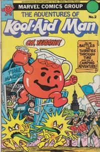 Cover Thumbnail for The Adventures of Kool-Aid Man (Marvel, 1983 series) #2 [Dallas Morning News]