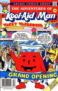 Cover Thumbnail for The Adventures of Kool-Aid Man (Archie, 1987 series) #5
