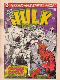 Cover Thumbnail for Hulk Comic (Marvel UK, 1979 series) #20