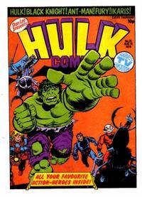 Cover Thumbnail for Hulk Comic (Marvel UK, 1979 series) #24
