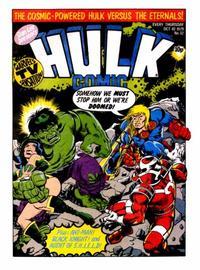 Cover Thumbnail for Hulk Comic (Marvel UK, 1979 series) #32