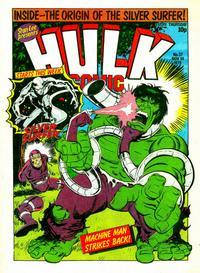 Cover Thumbnail for Hulk Comic (Marvel UK, 1979 series) #37