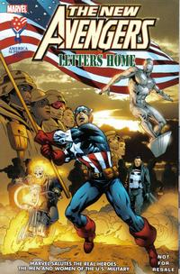 Cover Thumbnail for AAFES 4th Edition [The New Avengers: Letters Home] (Marvel, 2007 series)