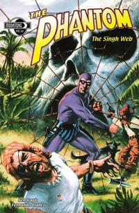 Cover Thumbnail for The Phantom: The Singh Web (Moonstone, 2002 series)