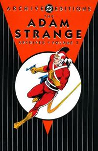 Cover Thumbnail for The Adam Strange Archives (DC, 2004 series) #3