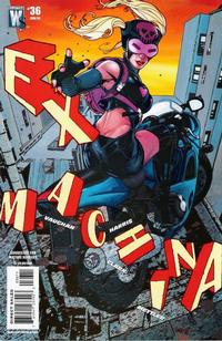 Cover Thumbnail for Ex Machina (DC, 2004 series) #36