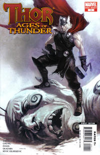 Cover Thumbnail for Thor: Ages of Thunder (Marvel, 2008 series) #1
