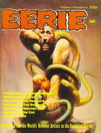 Cover Thumbnail for Eerie (Gold Star Publications, 1972 series) #3