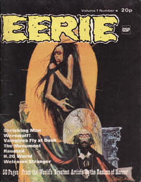 Cover Thumbnail for Eerie (Gold Star Publications, 1972 series) #4