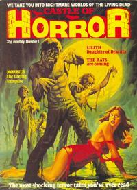 Cover Thumbnail for Castle of Horror (Portman Distribution, 1978 series) #1