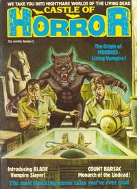Cover Thumbnail for Castle of Horror (Portman Distribution, 1978 series) #2