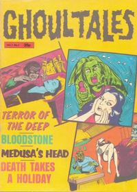 Cover Thumbnail for Ghoul Tales (Portman Distribution, 1979 series) #1