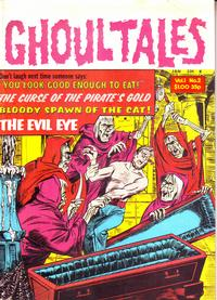 Cover Thumbnail for Ghoul Tales (Portman Distribution, 1979 series) #2