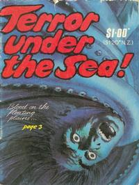Cover Thumbnail for Terror Under the Sea! (Gredown, 1981 ? series)