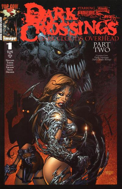 Cover for Dark Crossings: Dark Clouds Overhead (Image, 2000 series) #1
