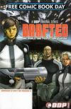 Cover for Drafted Free Comic Book Day Edition (Devil's Due Publishing, 2008 series)