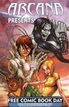 Cover for Arcana Presents (Arcana, 2008 series) #[2008]