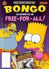 Cover for Bongo Comics (Bongo, 2008 series)
